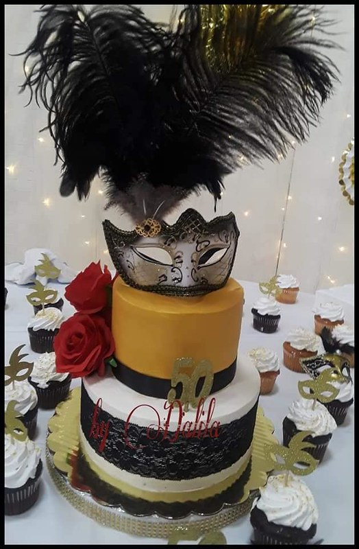 Cake by Pasteles D Dalila