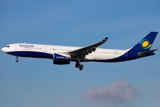 Rwandair - Airbus A330-343E - MSN 1759 - 9XR-WP