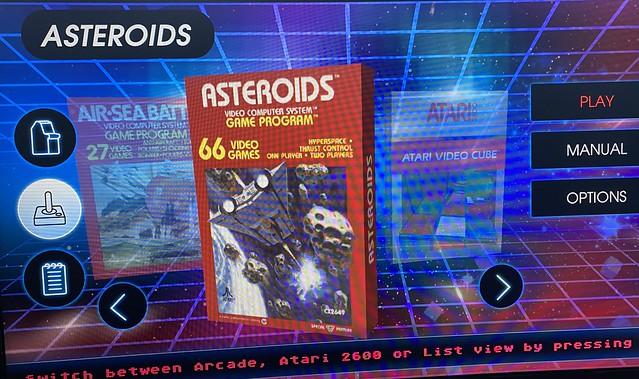 Atari VCS reboot