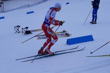 Mistrovství ČR v běhu na lyžích pro Kästle na výbornou