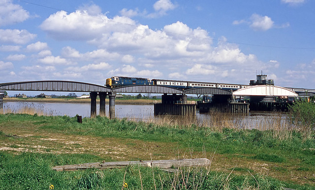 Goole swing bridge