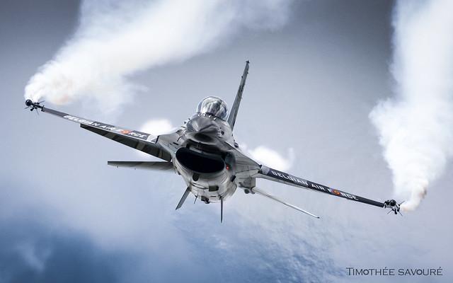 BA105 | Belgian Air Force General Dynamics F-16AM | FA-101