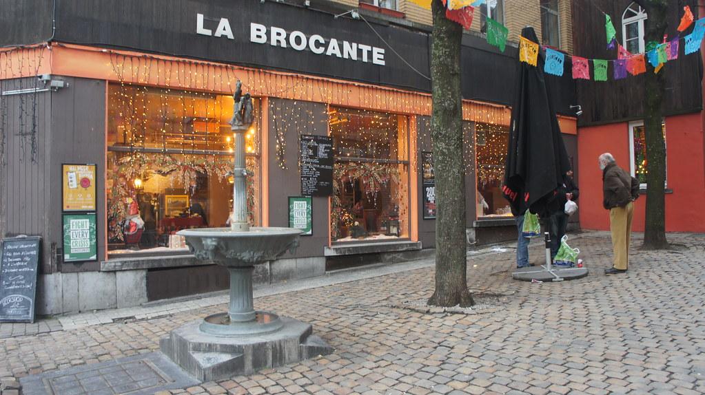 Les Marolles, el barrio hipster de Bruselas