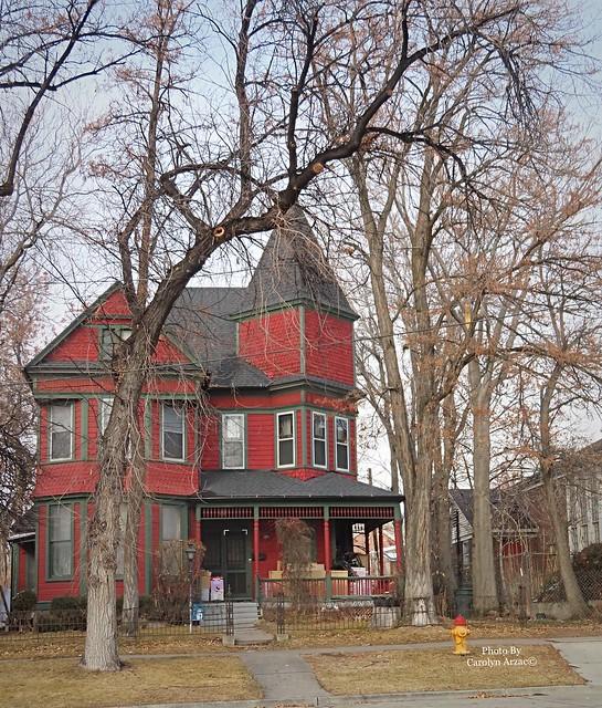 The Big Red House - Salt Lake City