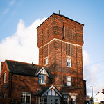 The Water Tower building, Penwortham