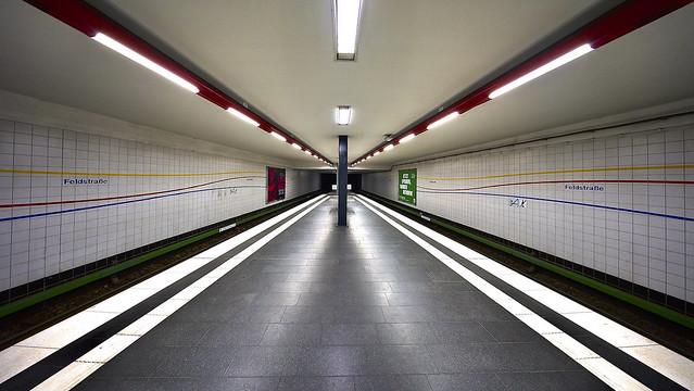 U-Bahnhof Feldstraße