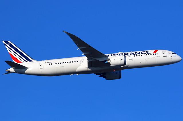 Air France Boeing 787-9 F-HRBJ