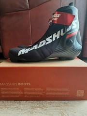 Závodní boty na běžky madshus skate