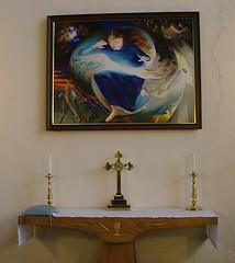 south aisle altar