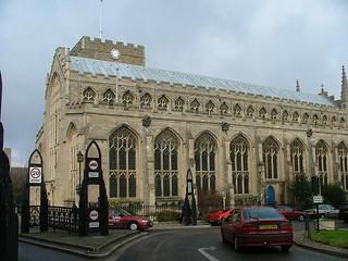 Bury St Mary