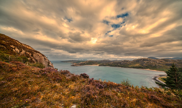 Gruinard Bay, Scotland.