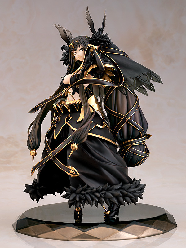 Phat!「Assassin/賽米拉米斯 1/7 比例模型」明年 01 月登場 傲慢不遜的女帝絕美立體化!