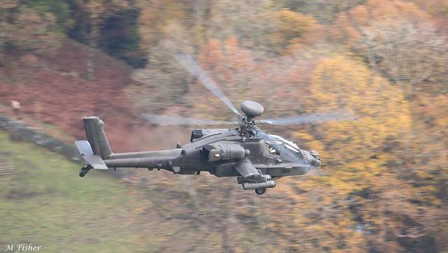 Autumnal Apache