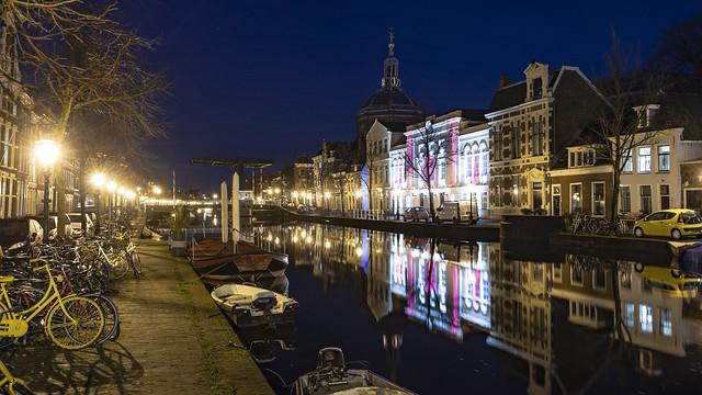 Leiden - Blue Hour-15