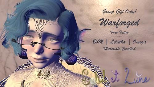 Group Gift | {Soleil et Lune} - Warforged