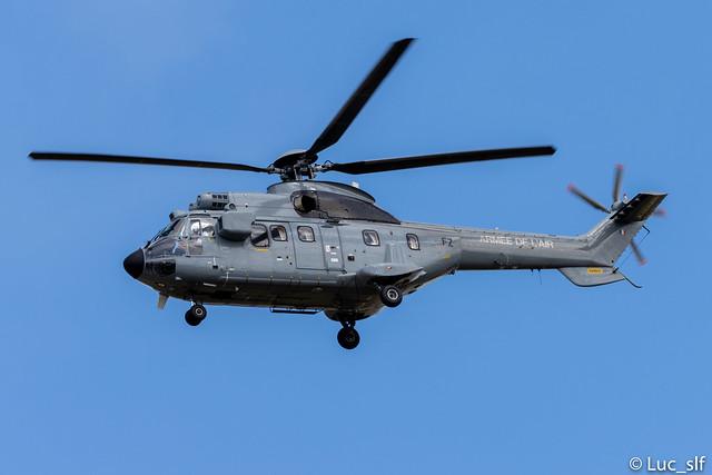 Aerospatiale AS332 Super Puma French Air Force // F-RAFZ N°2235