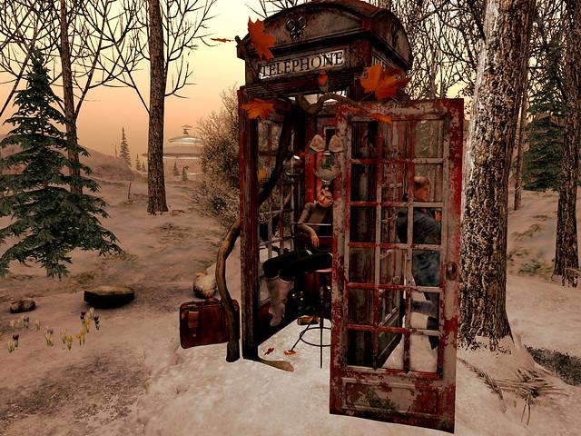 Panacea - Telephone Line