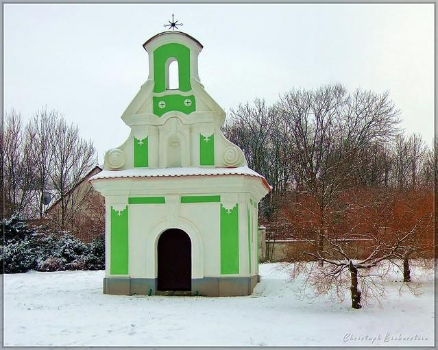 Černíky - Kaple sv. Václava