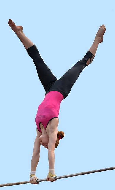 Gymnastic High Bar