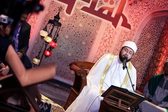 Pesta Al Quran dalam Gema Haflah Munajat