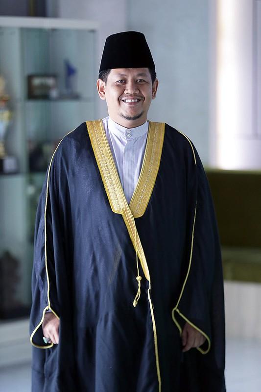 Qari gema Haflah Munajat Amirahman Abbas