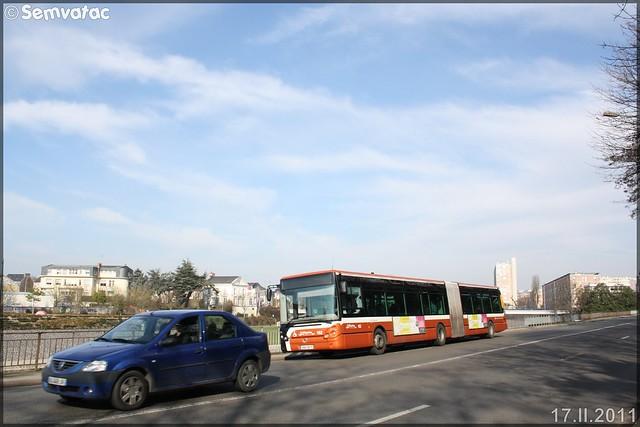 Irisbus Citélis 18 – STIF (Syndicat des Transports d'Île-de-France) n°152
