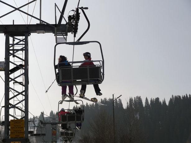 2012 - Skiweekend