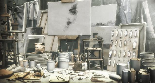 Painters Attick