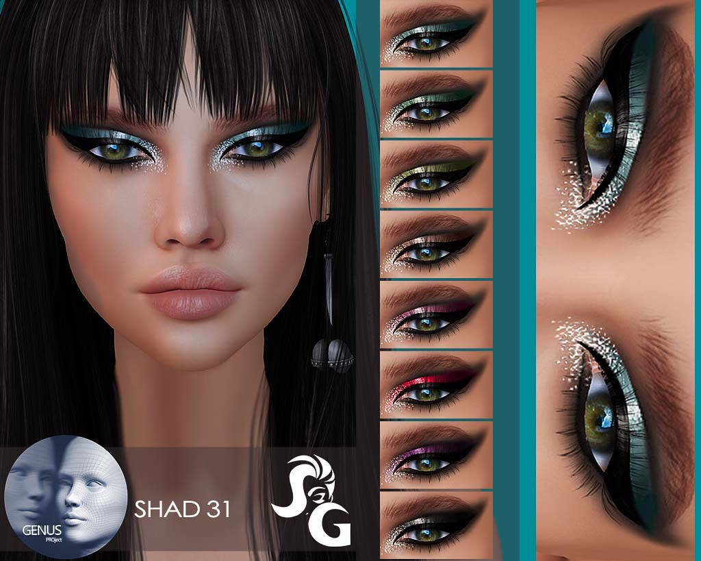 Genus Eyeshadow 31