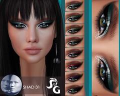 Genus Eyeshadow 31