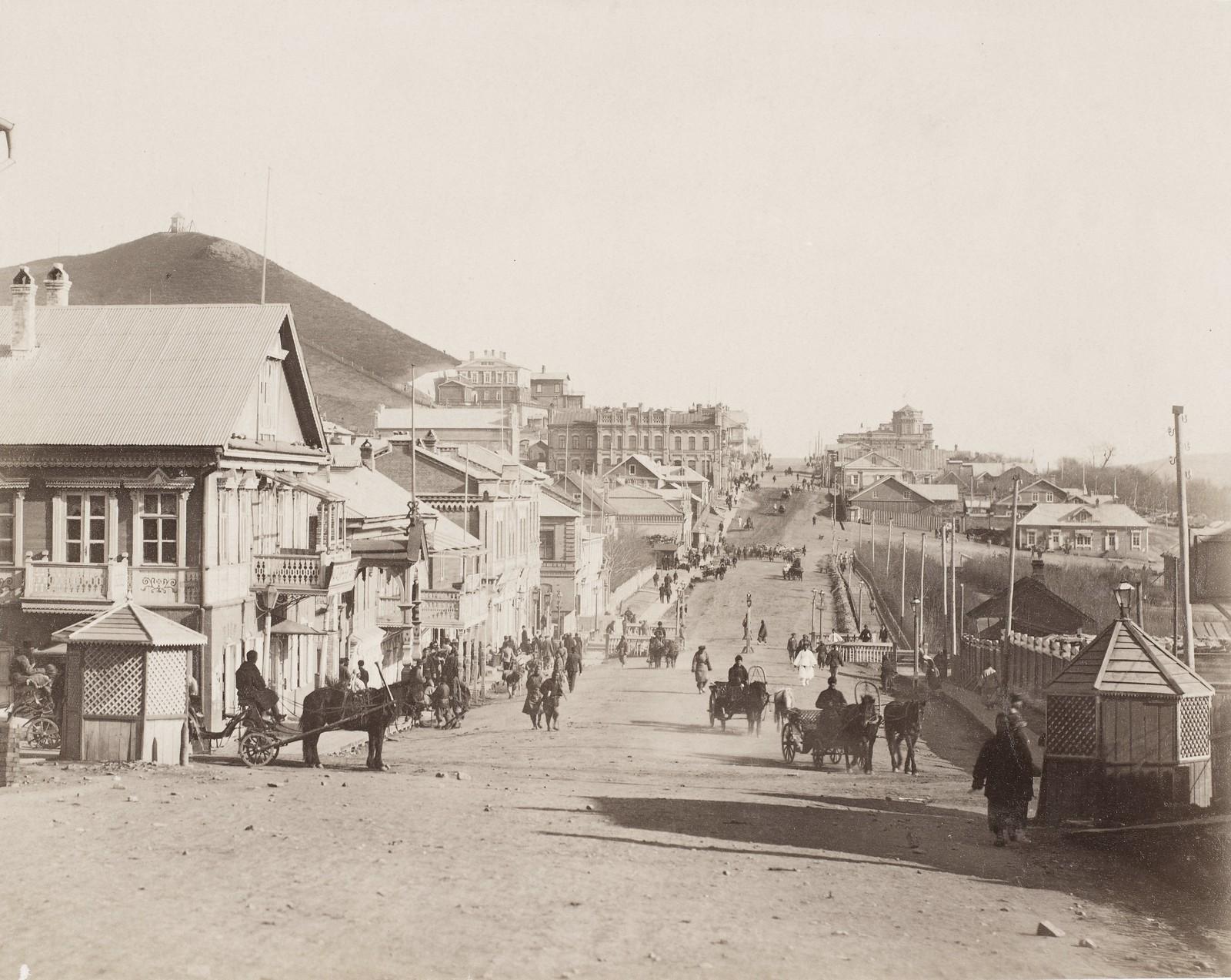Светланская улица. 1894