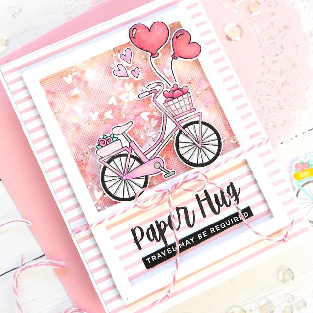 Paper Hug 3