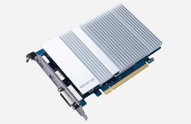 Asus Intel Xe DG1