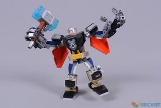 Review: 76169 Thor Mech Armour