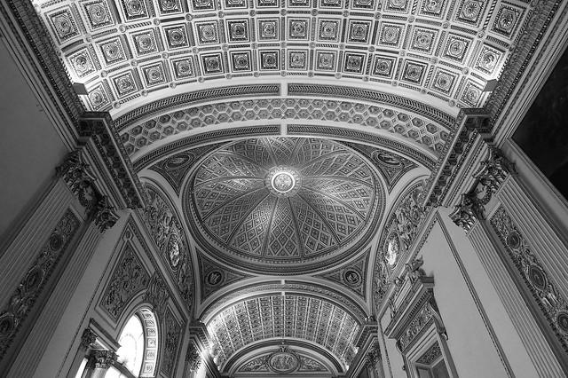 Firenze - Galleria degli Uffizi - interior