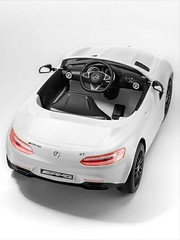AMG GT ELECTRIC VEHICLE GENUINE MERCEDES-BENZ COLLECTION