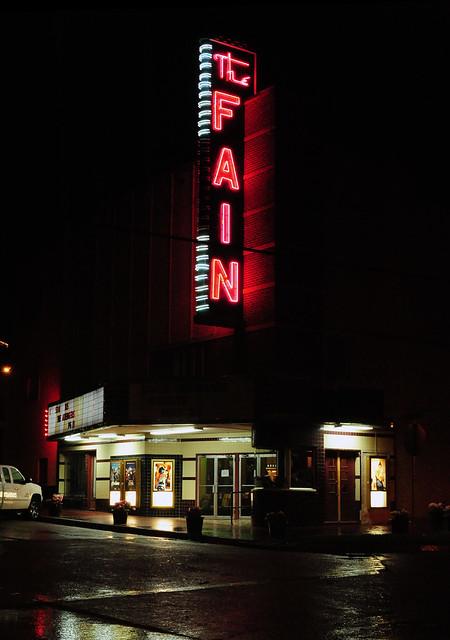 The Fain Theater - Livingston, Texas