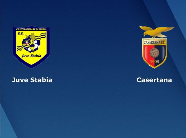 Juve Stabia-Casertana