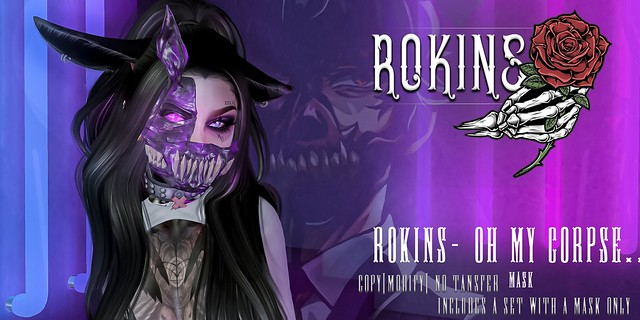 Rokins- Oh my Corpse...