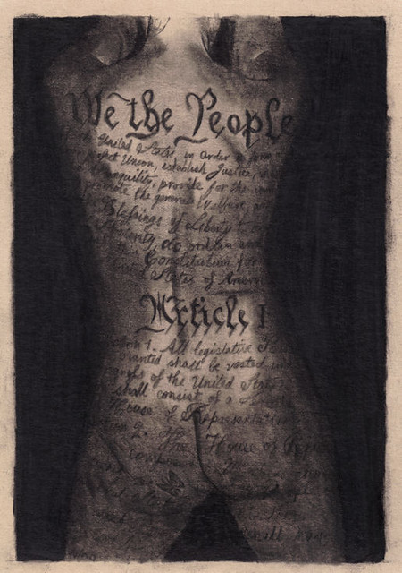 The Last Copy of the Constitution