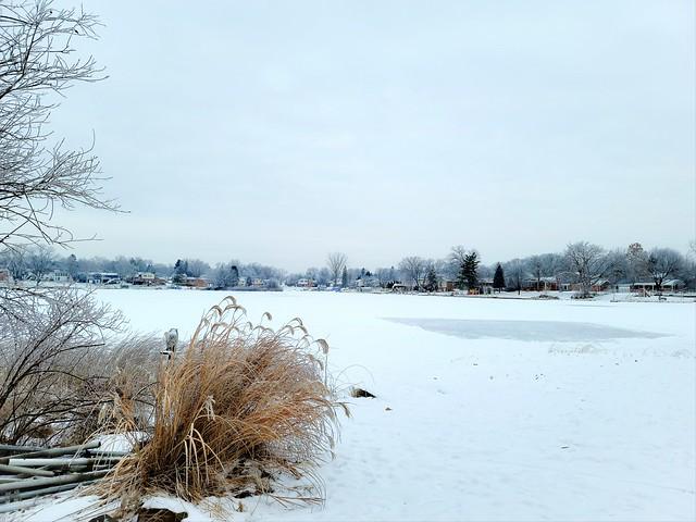 Eagle lake , cold , cold