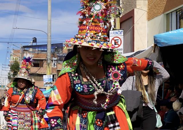 Yay Boy! Carnaval Peru