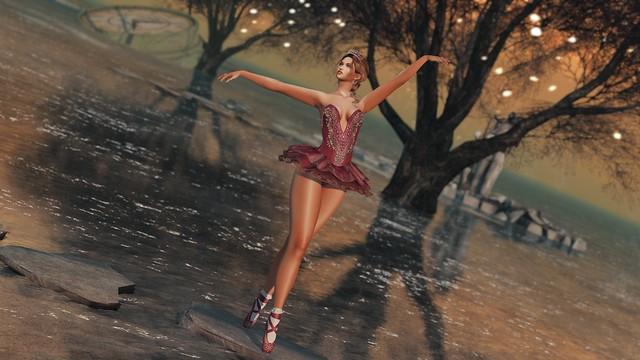 My Korner #470 - Ballerina Princess!