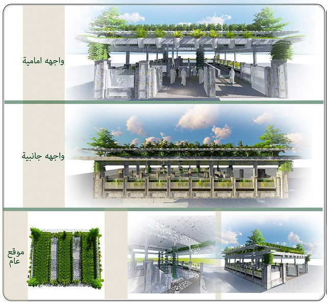 5902 Imam Sudais proposes to plant trees in Masjid al Haram 04