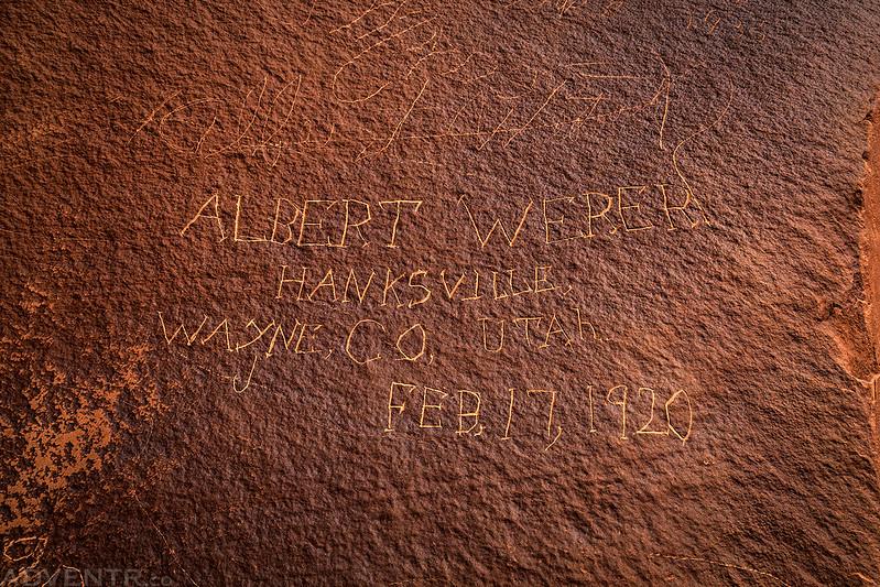 Albert Werer, 1920
