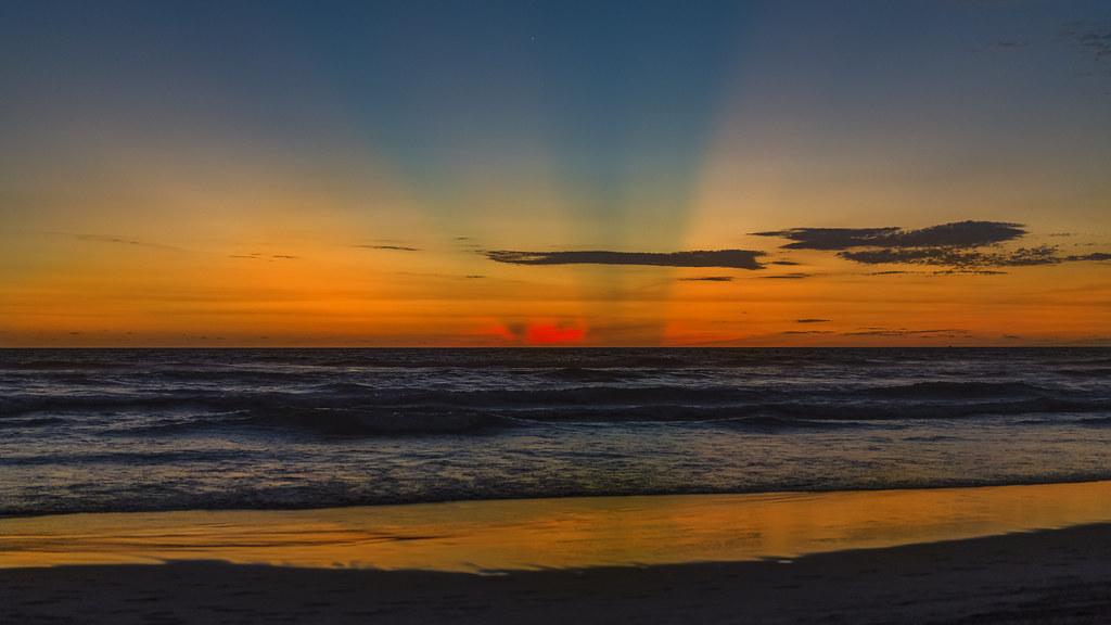 Acapulco Sunset blue