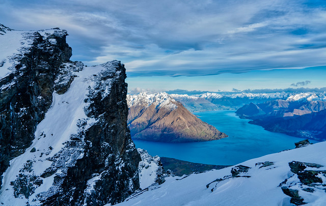 View from The Remarkables