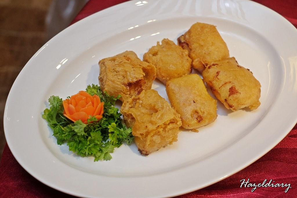 Hotel Park Royal Clark Quay-Crispy Durian