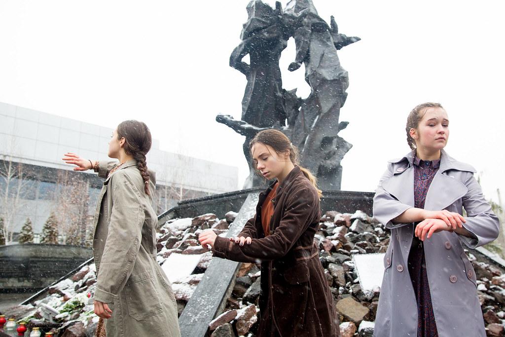 27.01.2021 Ziua internațională de comemorare a victimelor Holocaustului