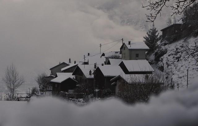 Mon village...